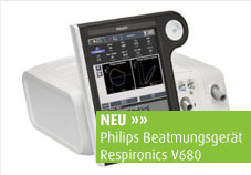 Philips Beatmungsgerät Respironics V680